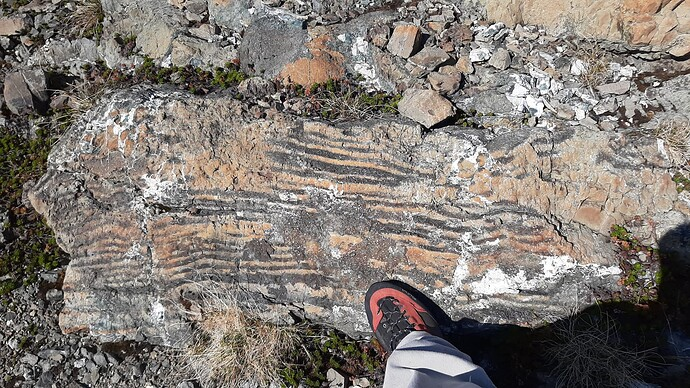 Interesting geology